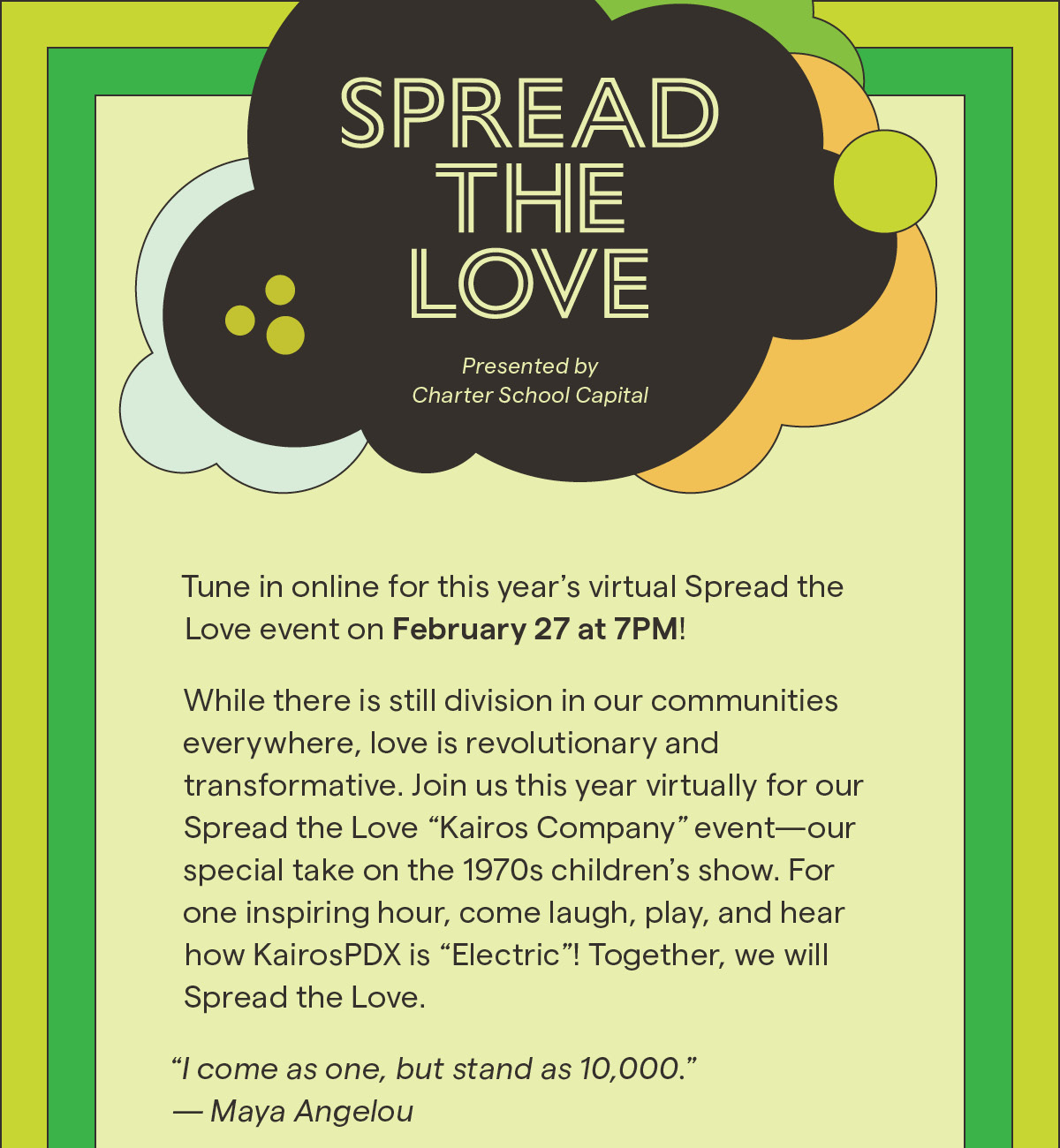 Click to join Spread The Love 2021